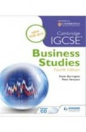 Igcse Business Studies W/Cd