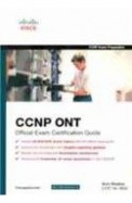 Ccnp Ont Official Exam Certification Guide W/Cd