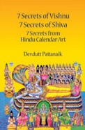7 Secrets Of Vishnu, 7 Secrets Of Shiva, 7 Secrets From Hindu Calendar Art Combo Pack
