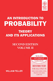 Introduction To Probability Theory & Its Applications Vol 2