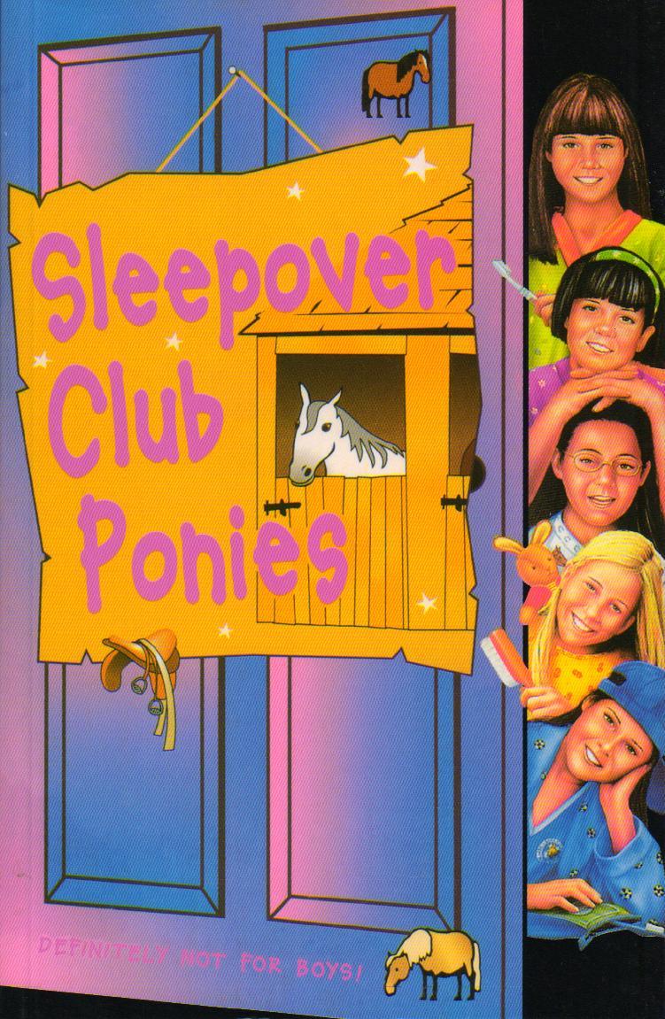 Sleepover Club Ponies 50