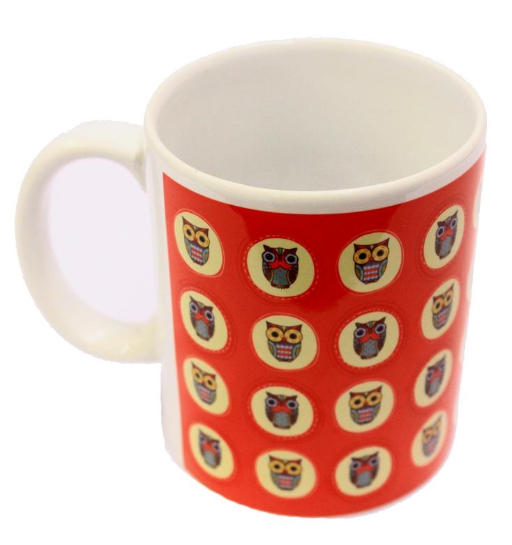Store67 Mug - Owl