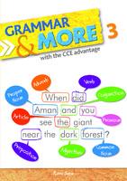 Grammar & More 3 (CCE Edition)