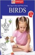 Birds: My Copy Colour & Write Along Write & Wipe