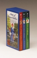 Anne of Green Gables, 3-Book Box Set, Volume II: Anne of Ingleside; Anne's House of Dreams; Anne of Windy Poplars