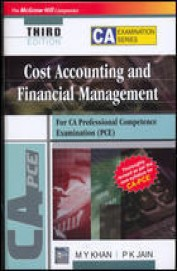 Cost Accounting & Financial Management Ca Pcc/Ipcc