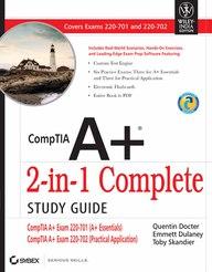 Comptia A+ 2-In-1 Complite Study Guide