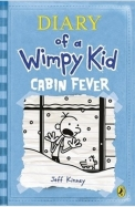 Dairy Of A Wimpy Kid: Cabin Fever Book 6