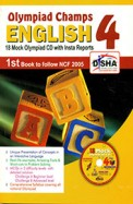 English Olympiad Champs Class 4: 18 Mock Olympiad Insa Reports W/cd