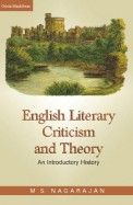 English Literary Criticism & Theory An Introductory History