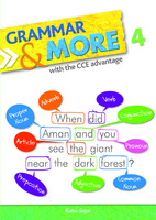 Grammar & More 4 (CCE Edition)
