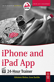 Iphone & Ipad App 24 Hour Trainer W/Cd