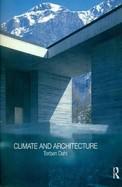 Climate & Architecture