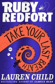 Ruby Redfort : Take Your Last Breath