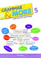 Grammar & More 5 (CCE Edition)