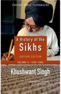 A History Of The Sikhs Vol 2: 1839-2004
