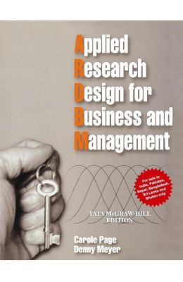 Applied Research Design for Business