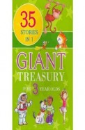 Giant Treasury For 3 Year Olds - 35 Stories In 1