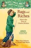 Rags & Riches: Magic Tree House Fact Tracker
