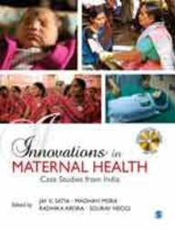 Innovations in Maternal Health: Case Studies from India