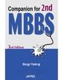 Companion For 2nd Mbbs,3/E,2009