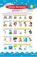 Perfect Genius Junior For Class 1 & 2 ( Olympiads, Science, Maths, Evs, Logic And English ) Ages 6 To 8