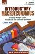 Introductory Macroeconomics Class 12 : Cbse