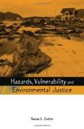 Hazards Vulnerability & Environmental Justice