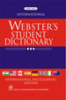 Websters Student Dictionary Of The English Language