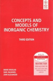 Concepts & Models Of Inorganic Chemistry
