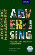 Advertising Management: 2nd Edition (With CD and Colour Plates)