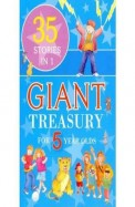 Giant Treasury For 5 Year Olds - 35 Stories In 1