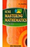 Mastering Mathematics Class 8 : Icse