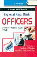 Popular Master Guide Regional Rural Banks Officers Common Written Exam: Code R 1539