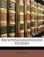 Rechtsphilosophische Studien