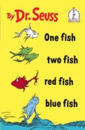 SEUSS ONE FISH TWO FISH RED FISH BLUE FISH