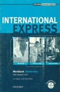 International Express Workbook Elementary W/cd