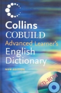 Collins Cobuild Advanced Learners English Dictionary W/Cd