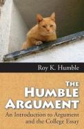 The Humble Argument