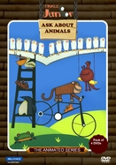 Tinkle Junior-Ask About Animals-4 DVD Pack