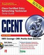 CCENT Cisco Certified Entry Networking Technician Study Guide: (Exam 640-822) [With CDROM]