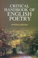Critical Handbook Of English Poetry