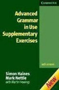 Advanced Grammar In Use Supplementary Exercises With Answers