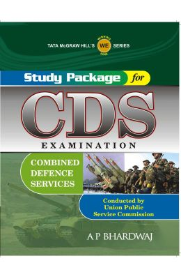 Cds Examination Combined Defence Services Study   Package