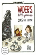 Vader's Little Princess Wall Calendar