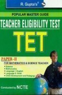 Popular Master Guide Teacher Eligibility Test Tet Paper 2 - Math/Scie