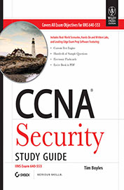 Ccna Security Study Guide W/Cd