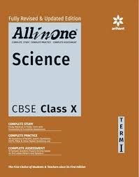 Science Class 10 Term 1 All In One : Cce Cbse : Code F157