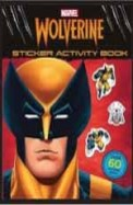 WOLVERINE STICKER ACTIVITY BOOK