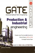 Gate Guide Production and Industrial Engineering 2015 Includes Chapter-Wise Previous GATE Questions and Solved Papers 2013-14